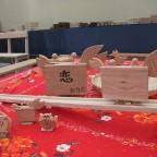 楽しい手作り木工教室開催!