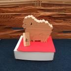 加茂の伝統と技が光る木工細工展、開催!!