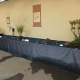 第17回 秋の草風展 展示風景