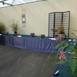 昨年の秋の草風展 展示風景